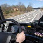 Informacje dla kierowców zawodowych